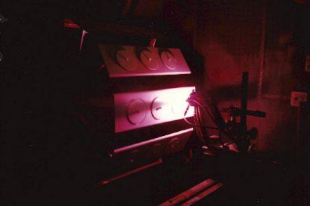 Automated Plasma Spray