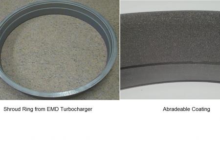 Turbocharger Shroud Ring