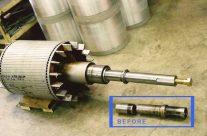Shaft Repair